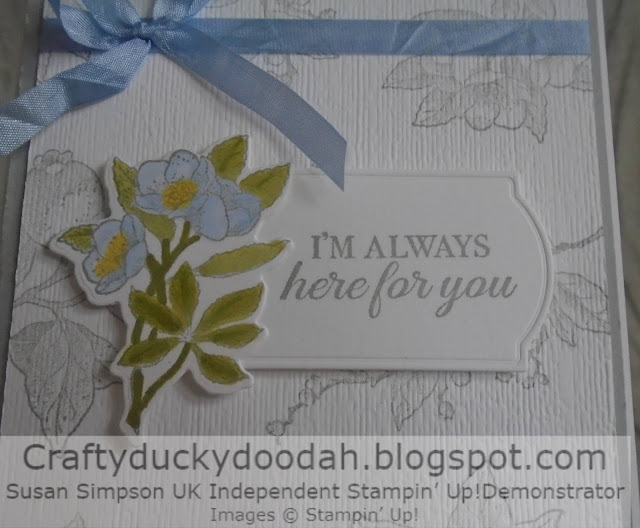 Botanical Prints Medley, Craftyduckydoodah!, Spring / Summer 2020, Subtle Embossing Folder, Supplies available 24/7 from my online store, Susan Simpson UK Independent Stampin' Up! Demonstrator