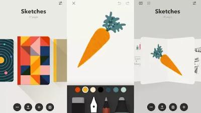 تطبيق تصميم للايفون,افضل تطبيق للمونتاج,افضل تطبيق للايباد
