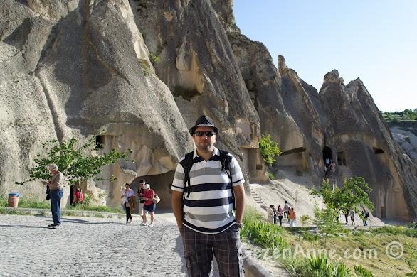 Kapadokya Göreme Açık hava müzesi gezimiz, Nevşehir