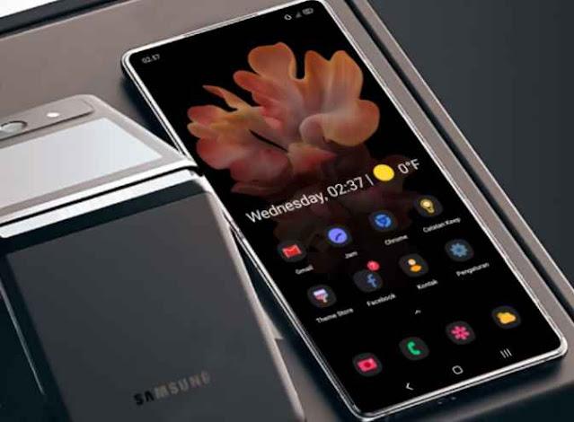 Tema Oppo | Realme: Download Tema Oppo Tembus Semua Aplikasi Gratis (Samsung Galaxy Z Flip 3 ) 2021