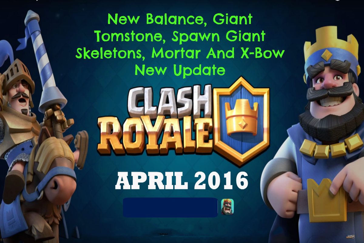 April Folls Dari Supercell Di Game Clash Royale Yang Bikin Gempar