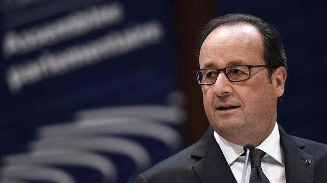 French President Francois Hollande's anti-Islam remarks spark outrage