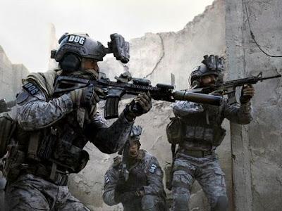 Convert 725 Shotgun, Sniper Rifle, Call of Duty, Modern Warfare, CoD MW