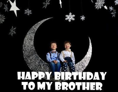 images of happy birthday brother