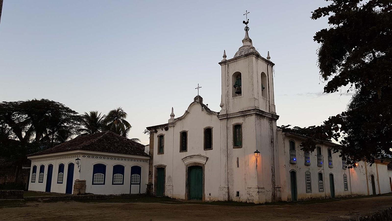 Igreja Nossa Senhora das Dores, Paraty.