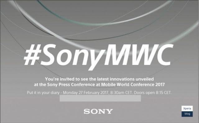 [WMC 2017] Sony sẽ tổ chức sự kiện giới thiệu sản phẩm mới vào ngày 27/2