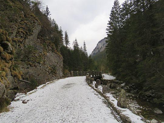 Dolina Kościeliska.