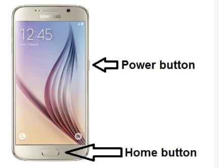 Cara Screenshot Samsung Galaxy S6 2