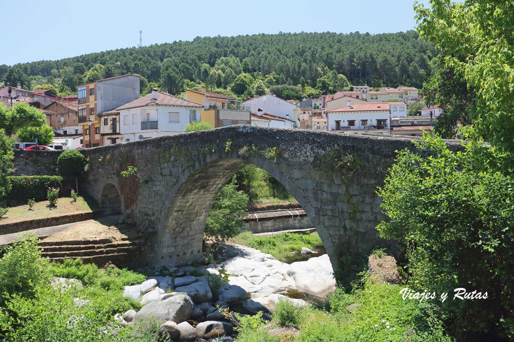 Puente Aquelcabos sobre el río Arenal