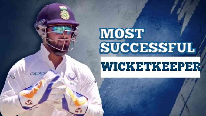 IND vs AUS: Pant becomes most successful wicket-keeper, leaves Dhoni behind, breaks 63-year-old record