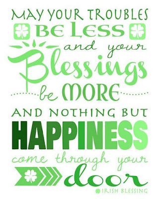 St Patrick day quotes blessings 2018