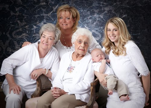 5 generations Handmade in the Heartland