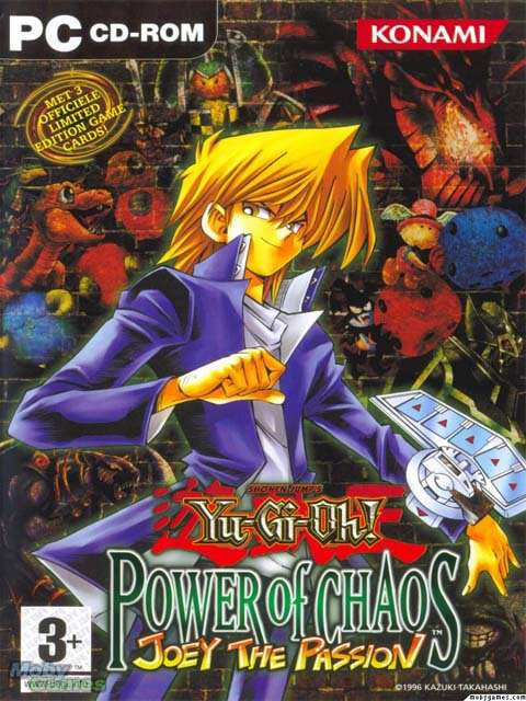 تحميل لعبة Power Of Chaos Joey The Passion مضغوطة برابط واحد مباشر كاملة مجانا