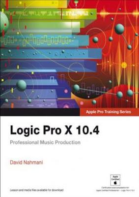 Logic Pro X 10.4 - Apple Pro Training Series: Professional Music Production pdf free download