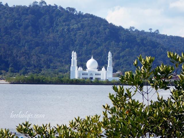 Taman Wisata Mangrove Sukadana