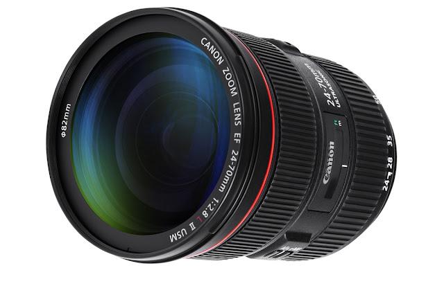Canon EF 24-70mm f:2.8L II USM