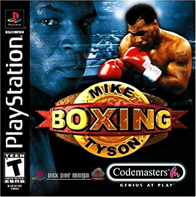 descargar mike tyson boxing psx mega