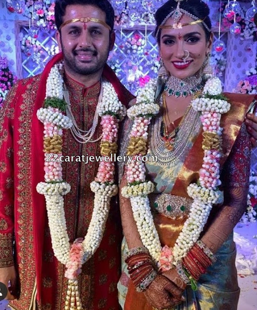 Nithin Shalini Wedding