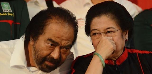 Cuekin Surya Paloh, Megawati Tidak Suka Superioritasnya Terganggu