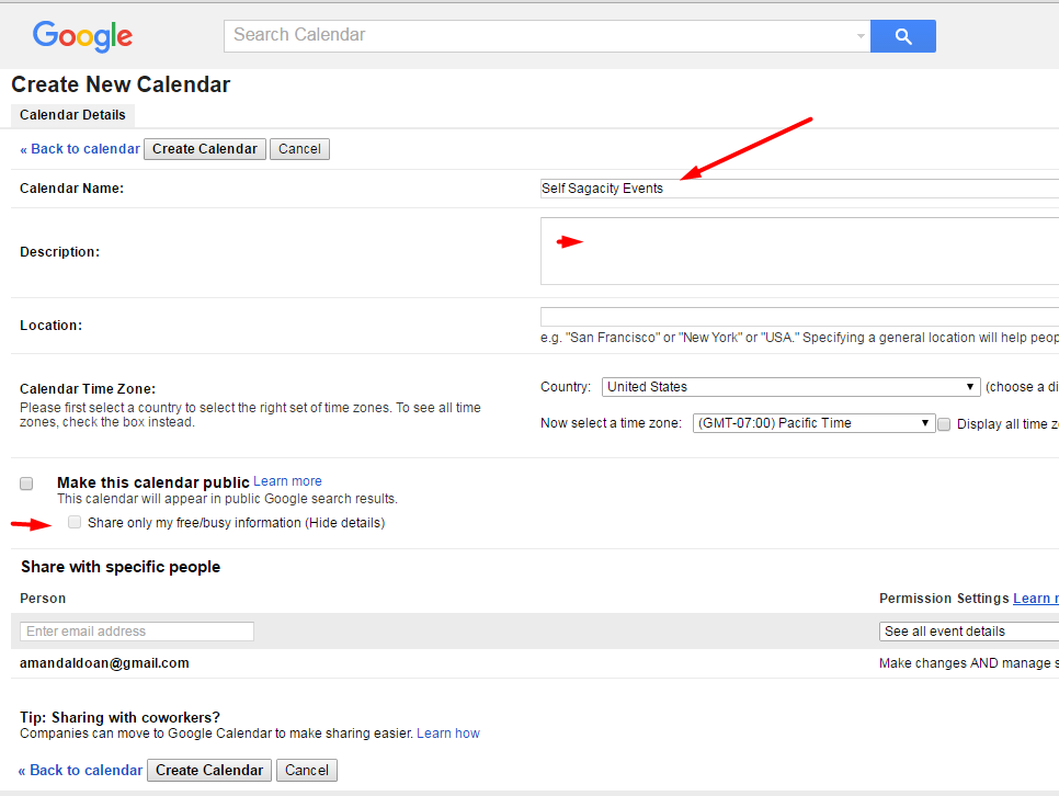 how to add hotmail account to google calendar