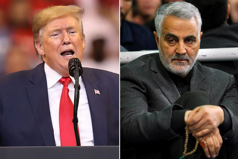 Iran Issues Arrest Warrant For Trump Over The Murder Of Top Iranian General, Qassem Soleimani #Arewapublisize