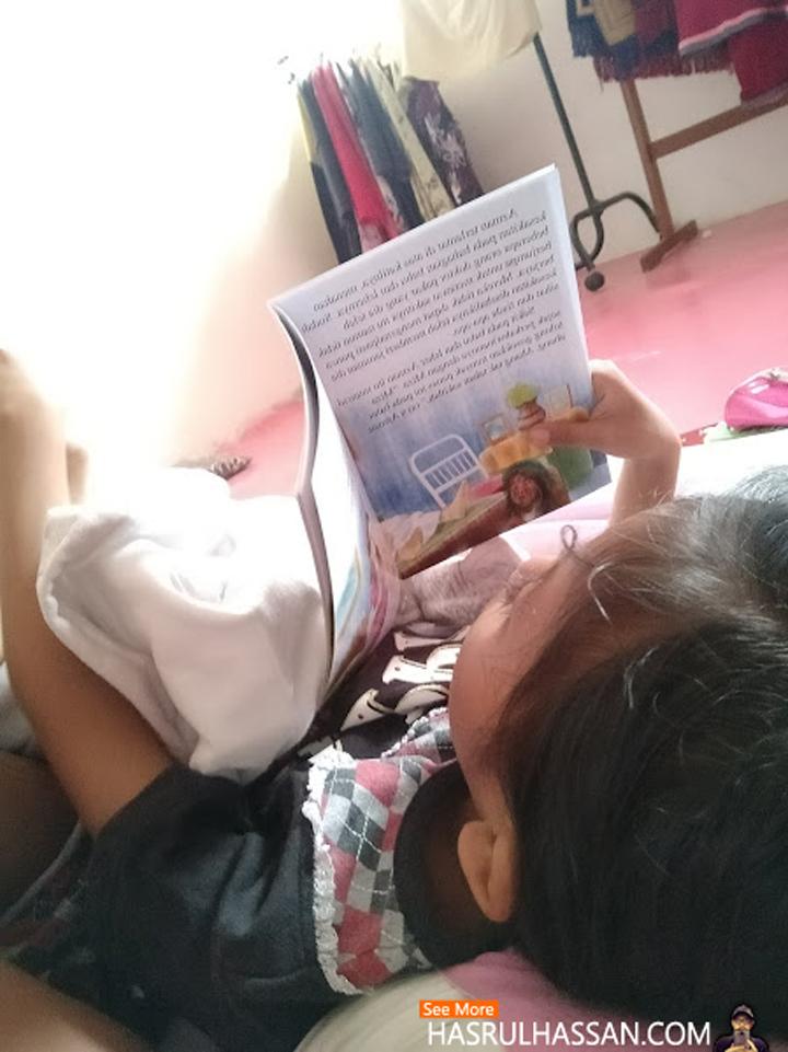 Tips Untuk Anak Minat Membaca