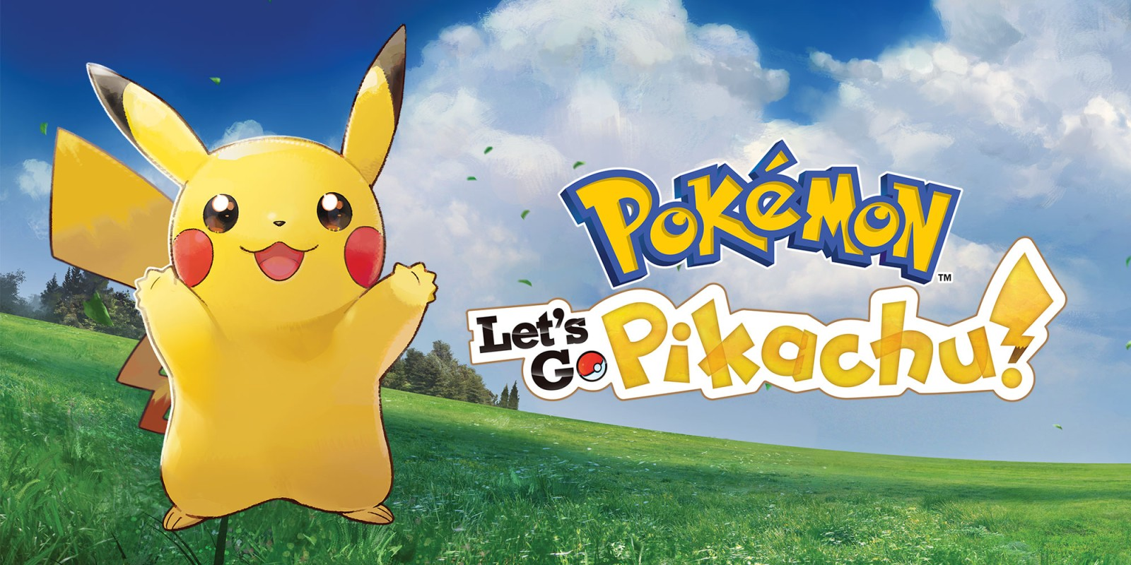 Pokemon LET'S GO PIKACHU gba