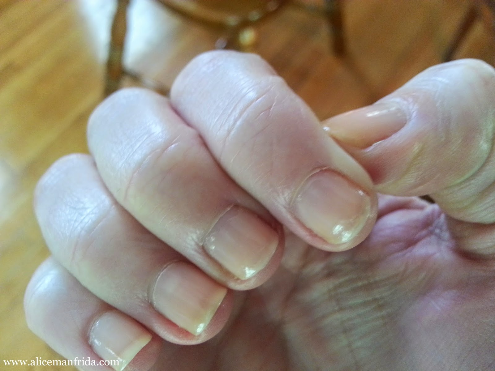 damaged nails, manicure, dry nails, Sally Hansen Nail Rehab