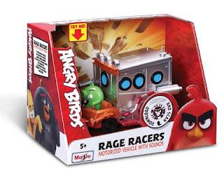Maisto Angry Birds Rage Racers 2