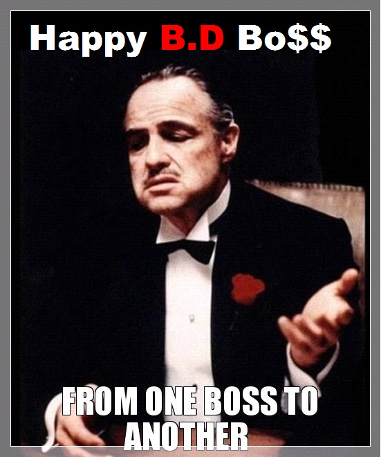 Best Happy Birthday Message For Boss Happy Birthday Wishes