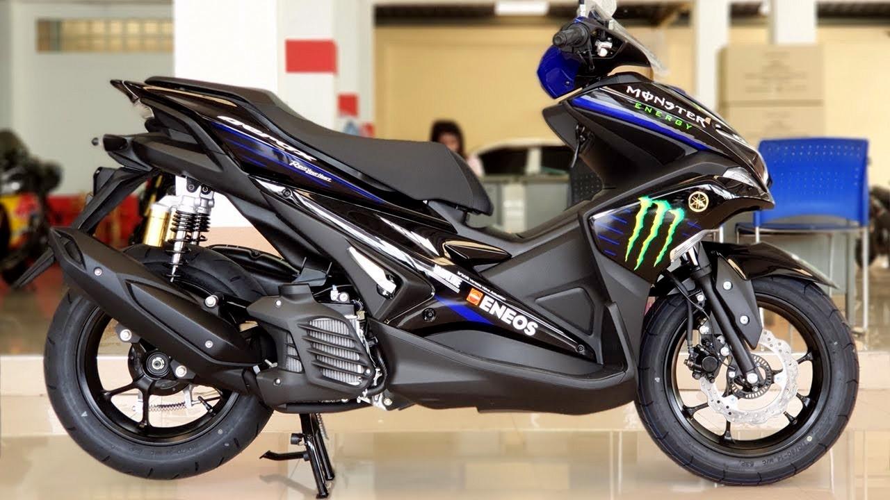 Yamaha Indonesia recall Freego dan Aerox 155 karna masalah pengereman