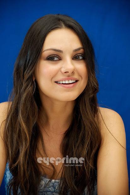 Sweet Smile Of Mila Kunis