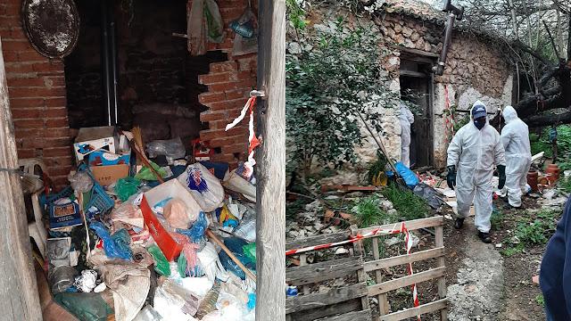 Επιχείρηση καθαριότητας από τον Δήμο Ερμιονίδας σε κατοικία ανήμπορης γυναίκας