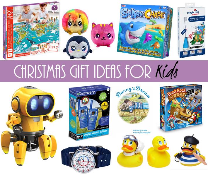 Children's Christmas Gift Ideas