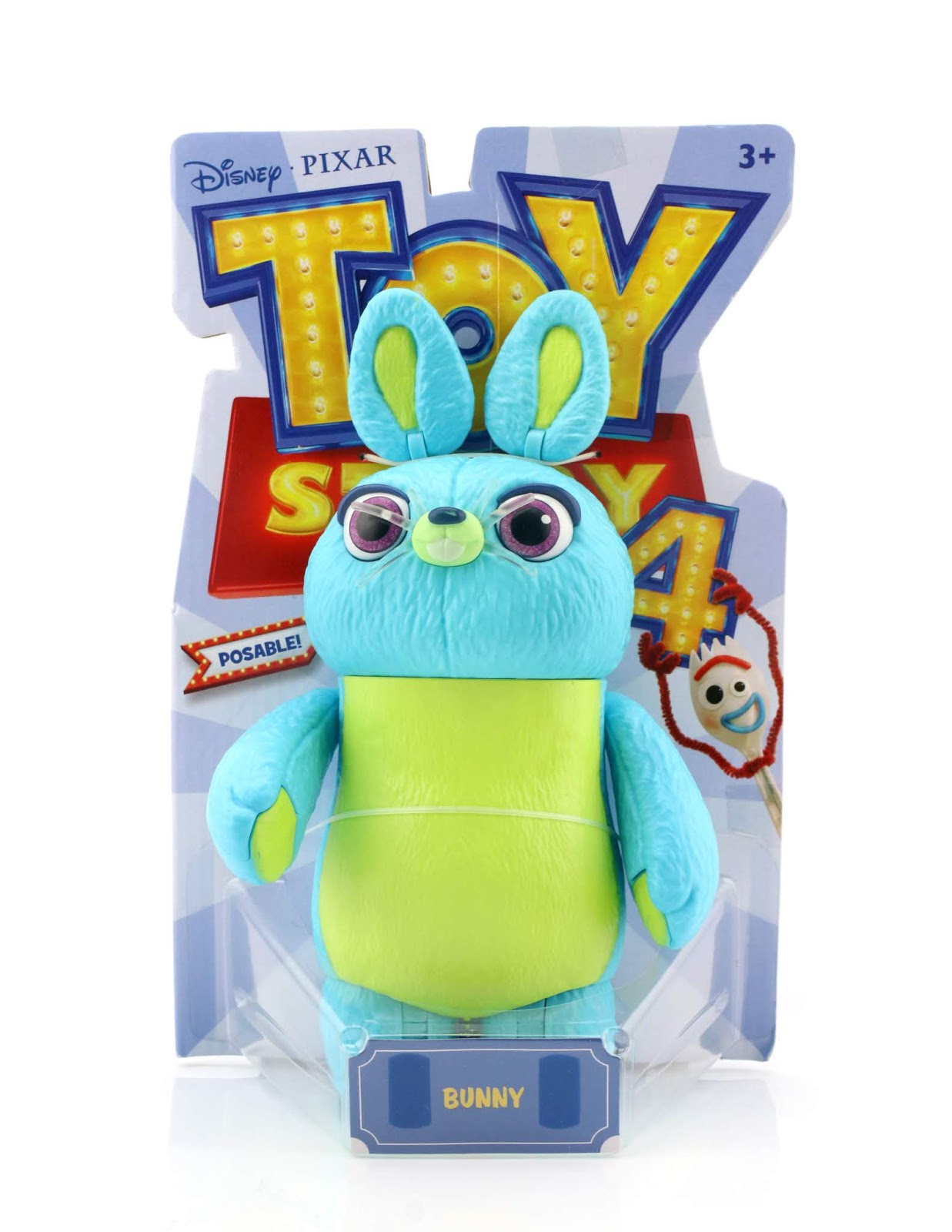 toy story 4 bunny figure