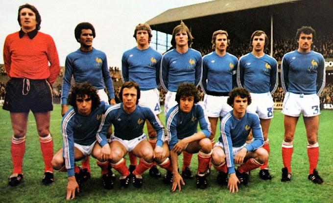 Eire-FRANCE 1977.