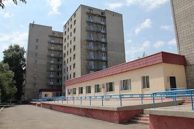 Student hostel of ASTANA MEDICAL UNIVERSITY