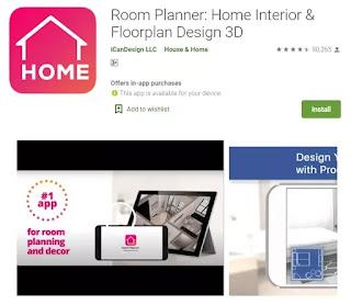 Room Planer- Makan ka Naksha banane wala App