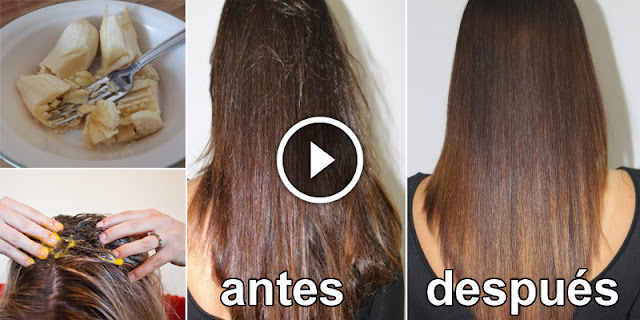 She Use 2 Natural Ingredients To Straighten Hair At Home - See Video Remedy!