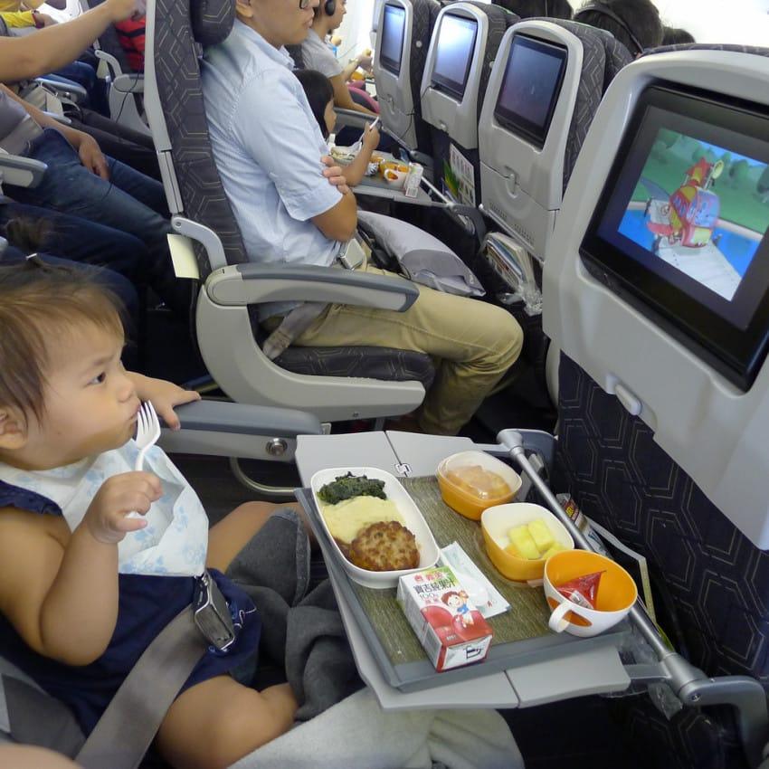 Το Μωρό μιας εγκύου δεν σταματάει να κλαίει στο Αεροπλάνο 5754b06b0a9
