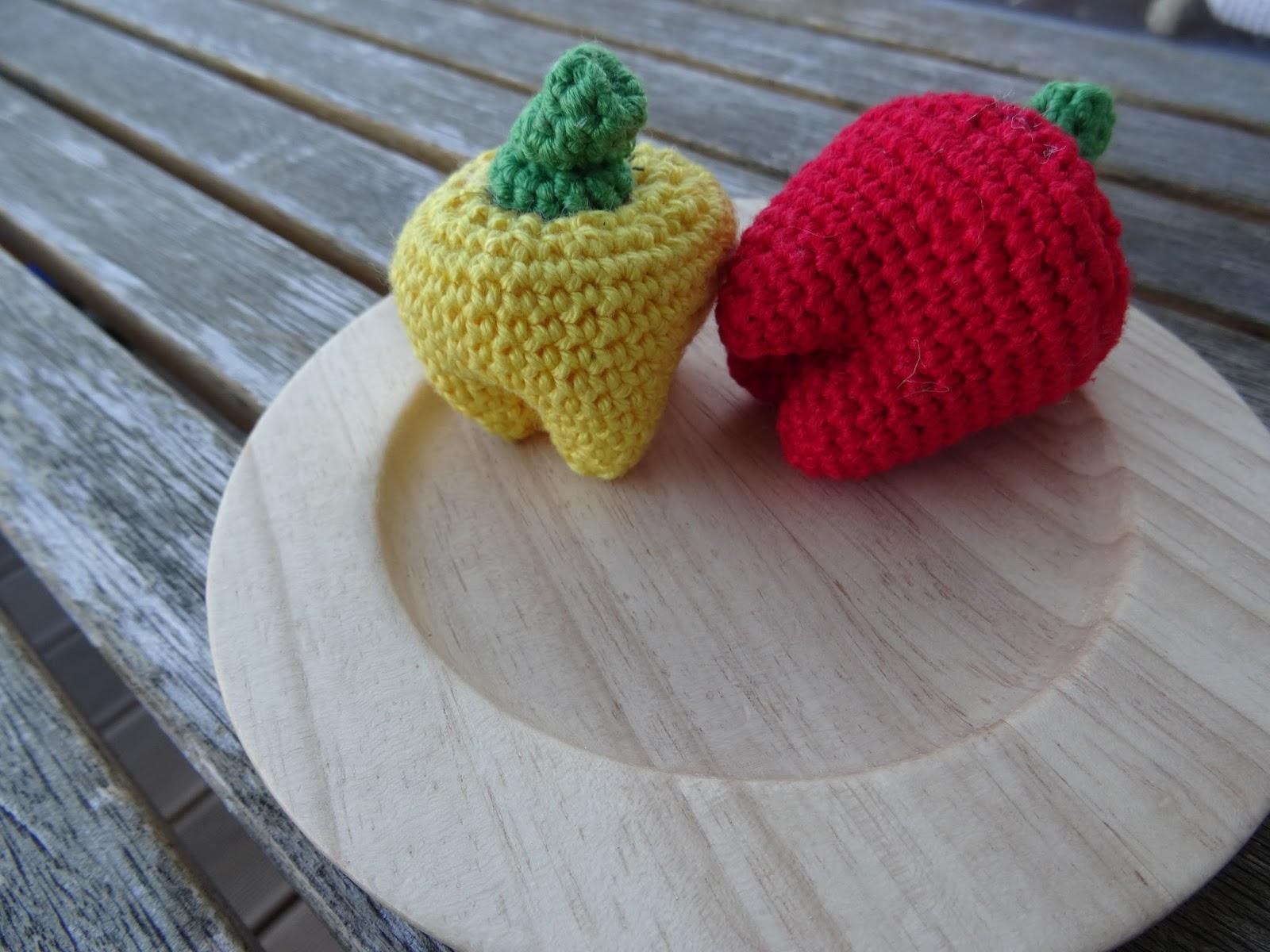 Paprika Und Noch Mehr Gemüse Für Die Kinderküche Mausmacherart