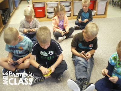 Activities for Teaching Time to the Hour in Kindergarten
