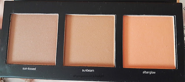 Artdeco Most wanted palette Notinohr