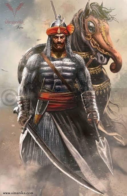 क्षत्रिय शिरोमणि महाराणा प्रताप की 580 वीं जयंती पर   लेखक शूरवीर सिंह रावत का विशेष लेख