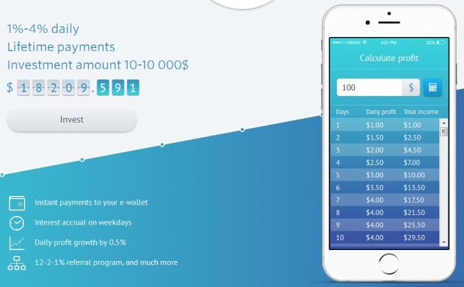[SCAM][HIYP] Đầu tư Bitcoin với Business-angels-inc - Min deposit 100 $, Chấp nhận mọi loại tiền - Lãi 4% mỗi ngày mãi mãi