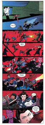 Javi Rodríguez comic arte
