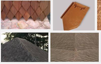Atap sirap berasal dari kayu ulin yang dikenal juga dengan nama kayu besi atau kayu bulia Genteng Sirap, Kelebihan dan kekurangannya
