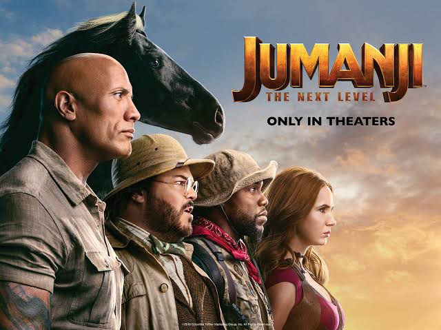 Review Film: Jumanji, The Next Level (2019)