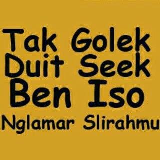 Foto Lucu Bahasa Jawa Bergerak Ktawa Ayo Ketawa