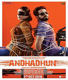 Andhadhun Full Movie Watch Online 720p For Free 2018